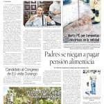 Edición impresa del 28 de julio del 2018
