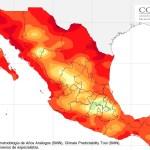 Meteorológico Nacional alerta a Durango por calor