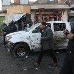 Explosión cerca aeropuerto Kabul tras llegada del exilio del vicepresidente
