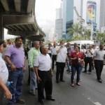 Gobierno hondureño convoca a reunión a transportistas en paro parcial
