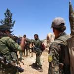 Tropas sirias intensifican ataques contra yihadistas en el sur del país