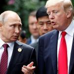 """Trump: """"No cedí nada"""" ante Putin"""