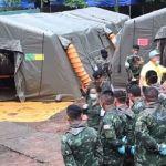 Al menos cuatro nuevos rescatados de cueva de Tailandia, según medios locales