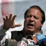 El ex primer ministro paquistaní Nawaz Sharif es ingresado en un hospital