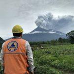 Elevan a 332 los desaparecidos por la erupción del volcán en Guatemala