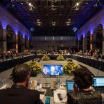 Ministros UE constatan consenso para cooperar más en Justicia electrónica