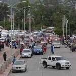 Transportistas retomarán paro si Gobierno hondureño no rebaja combustibles
