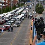 Gobierno hondureño y transportistas sin acuerdos luego de tres días de paros