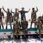 Más de 200.000 sirios vuelven a sus casas mientras ejército sigue avanzando