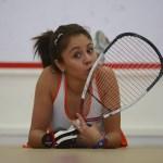 """Paola Longoria: """"Cargar con el número uno del raquetbol no es fácil"""""""