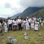 Santos conservará el bastón de mando de los indígenas de la Sierra Nevada