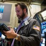 Tecnológicas volvieron a salvarle el día a Wall Street