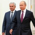 Putin destaca aporte de Rusia, Turquía e Irán al proceso de arreglo en Siria