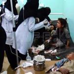 Cruz Roja confirma la muerte de 50 personas en el bombardeo del Yemen