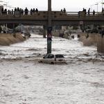 Cuatro muertos y 143 heridos en Taiwán por las lluvias torrenciales