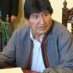 Evo Morales saluda nombramiento de Lula Da Silva como candidato en Brasil