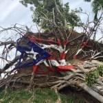 """También una máquina de escribir ayudó a """"reconstruir"""" a Puerto Rico"""