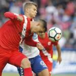 El uruguayo Cristian González jugará cedido en el Twente holandés
