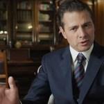 """Peña Nieto admite que subestimó el """"resentimiento social"""" al recibir a Trump"""