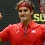 Federer alcanza octava final de Cincinnati tras retirada por lesión de Goffin