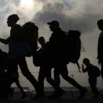 Interceptan 149 migrantes centroamericanos en un camión en el sur de México