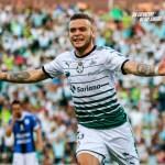 El uruguayo Jonathan Rodríguez marca su territorio en el fútbol mexicano