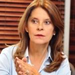 """Vicepresidenta dice Colombia librará """"guerra sin cuartel"""" contra corrupción"""