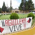 Secuestran estudiantes de la Normal de Aguilera un vehículo de la SECOPE