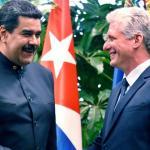 El presidente de Cuba se solidariza con Venezuela por sismo de magnitud 6,9