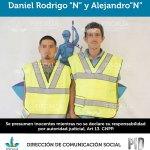 Dos puchadores detenidos por la PID