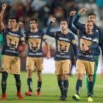 Pumas lidera el Apertura mexicano; el chileno Víctor Dávila a los goleadores