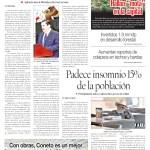 Edición impresa del 29 de septiembre del 2018