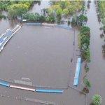Alerta naranja en doce regiones de Uruguay por tormentas fuertes