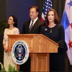 EEUU llama a consultas a diplomáticos en Panamá, El Salvador y R.Dominicana