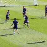 El Atlético, sin red y contra la fortaleza del Getafe