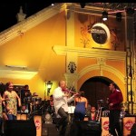 El arte se riega por las calles de Mompox con el festival de jazz