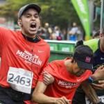Atleta colombiano fallece al termino de accidentado medio maratón de Medellín