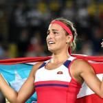 Mónica Puig se crece ante Wozniacki y pasa a cuartos en Wuhan