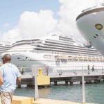 Más de 19.000 turistas de crucero llegan al Puerto de San Juan