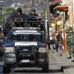 Policías y militares patrullan comunidades de Chiapas para frenar maras