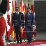 Sánchez y Trudeau sellan una alianza progresista frente a los retos globales