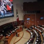 Senado mexicano aprueba un severo plan de austeridad para los legisladores