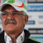 'Tuca' Ferretti seguirá como seleccionador de México por cuatro partidos más