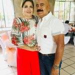 Celebraron su 37 aniversario de feliz matrimonio Martha Beatriz Quiñones Canales y José de Jesús Quintero Monreal