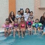 Ángela Johana Meraz Ortiz celebró sus siete años