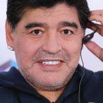 Diego Armando Maradona, nuevo entrenador de los Dorados de Sinaloa