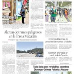Edición impresa del 27 de julio del 2018