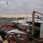 Asciende a 11 el número de víctimas causadas por la tormenta Michael en EEUU