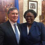 El IICA apoyará a Barbados en un plan para la seguridad alimentaria