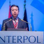 """Jefe desaparecido de Interpol está """"bajo investigación"""" en China, según medio"""
